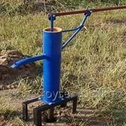 Абиссинский колодец для водоснабжения фото