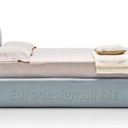 Кровать двуспальная Novamobili Brick фото