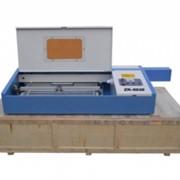 Лазерный гравер ZK5030-60B (60 Вт) 50 х 30 Cм фото