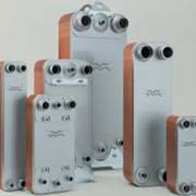 Паянные теплообменники для холодильных систем фото