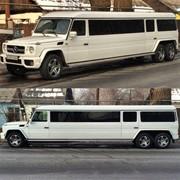 Прокат лимузинов в Алматы фото