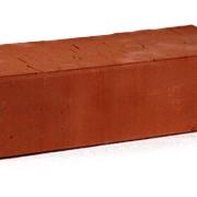 Кирпич полнотелый рядовой ВКЗ г.Великие Луки, марка М-125 фото