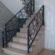 Лестницы под ключ Артикул: ЛК-030 фото