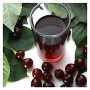 Фруктовые соки - вишневые, фото