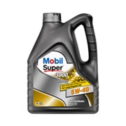 Mobil Super™ 3000 X1 Diesel 5W-40 фото