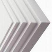 Пенопласт (пенополистирол) листовой фото