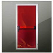 Дверь противопожарная дымогазонепроницаемая EI 60 фото