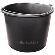 Ведро полиэтиленовое 12 литров, арт. 1151 фото