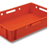 Ящик пластиковый для мясо-колбасных изделий Е-1