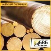 Круг бронзовый БрАЖН10-4-4 120 ПКРНХ 1628-78 фото