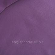 Простирадло Duz з бавовни 240x260 темно-фіолетовий фото