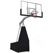 Баскетбольная мобильная стойка Dfc STAND72G 180x105 фото
