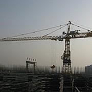 Кран башенный GHT8030-25 фото