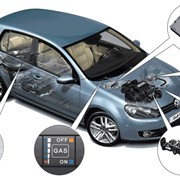 Установка Газобаллонного оборудования 4 поколения на Авто фото