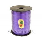 Лента 5ммх500м фиолетовая Ит