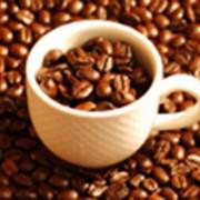 Обжаренного кофе. фото