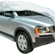 Чехол тент 6,00*4,00 на автомобили типа: Kia Sportage Hyundai Tucson, седаны средние и большие. фото