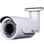 Уличная камера Optimus IP-E014.0(2.8-12)P c разрешением 4 Мп фото