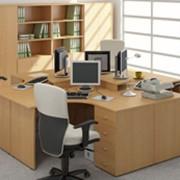 """Офисные столы серии """"Лайт"""" фото"""