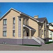 Строительство коттеджей по индивидуальным проектам