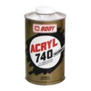 Акриловые растворители BODY 740, 741, 742 ACRYL фото