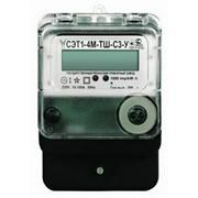Счетчики электрические однофазные многотарифные СЭТ 1-4М фото
