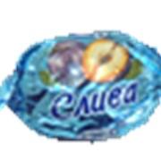 Карамель с фруктовой начинкой Слива, Карамели фото