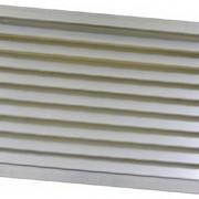 Решетка вентиляционная алюминиевая РАГ 300х300 фото