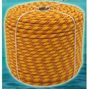 Веревка страховочно-спасательная янтарь фото