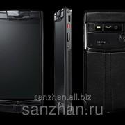 Телефон Vertu Signature Touch Pure Jet LTE + беспроводное з/у 86497 фото