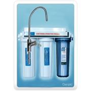 Фильтр для воды Серебряная формула–3 фото