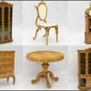 Эксклюзивная мебель фото