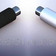 Элемент концевой трубопровода Ст ПЭ. 57х3.0/125