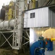 Горелка газовая МДГГ для сушильного барабана (сушка песка) фото