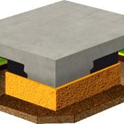 Фундамент монолитная плита фото