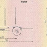 Сортиментовоз с гидроманипулятором на шасси КамАЗ-43118-003090-46
