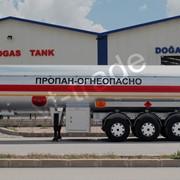 Газовоз объемом 36м3 (В НАЛИЧИИ!!!) фото