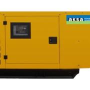Дизельный генератор Aksa APD 20 MA фото