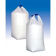 Биг-бэг мешки 72,5х72,5х100, одна стропа, плотность 70г/м2, с разгрузочным люком фото