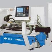 Станок токарный с ЧПУ 16К20НК фото