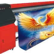 Печать на баннере в Алматы фото