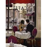 Постер After The Rain, A 3937, 40x50 cm фото
