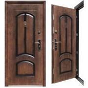 Дверь металлическая модель М 04 фото