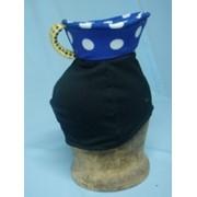 Шапочка-маска Федорино горе (чашка) фото