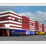 Проектирование каркасов складского и промышленного назначения фото