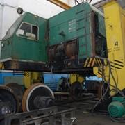 Ремонт и обслуживание железнодорожных кранов КЖ, КДЭ, КЖДЭ фото