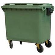 Мусорные контейнеры на колесах MGB-660 фото