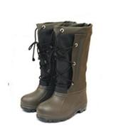 Обувь для охотников и рыбаков. фото