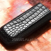 Чехол Vertu Ascent-X Croco Black фото