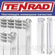 Радиатор биметаллический TENRAD BM 350/80 10-секций Германия фото